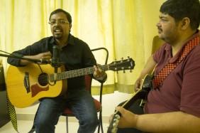 with Bijoy Thangaraj